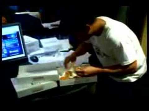 JAM 88.3 BBS WDY Challenge #2 - Krispy Kremes 3