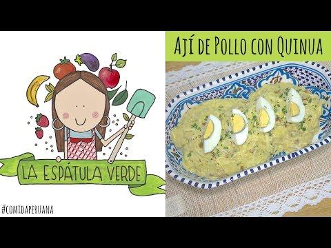 Cómo Preparar un Ají de Gallina con Quinua Bien Peruano