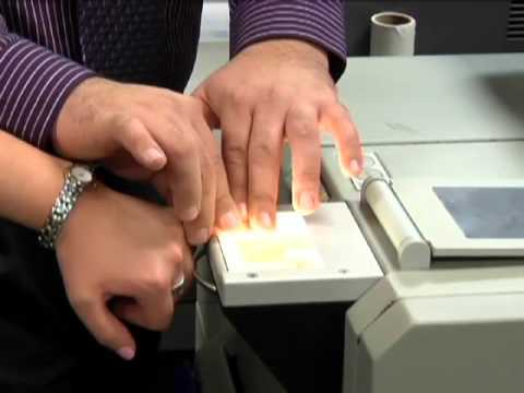 How to Take Successful Electronic Fingerprints