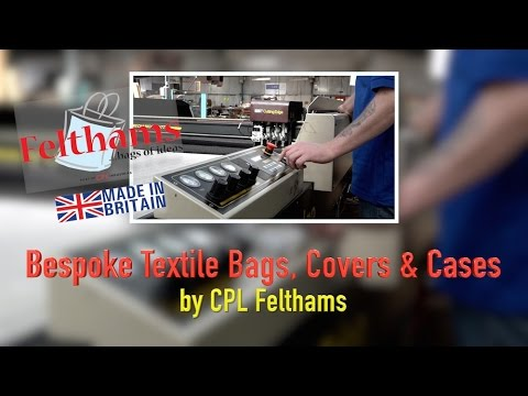 CPL Felthams | Bespoke Cotton Bags, Protective Cases and Cov