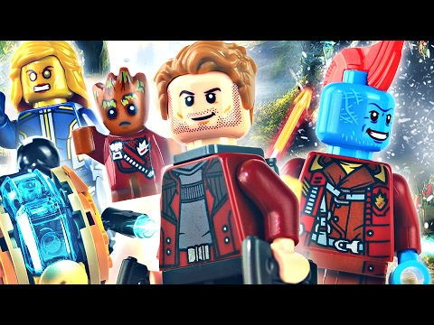 """LEGO Guardians of the Galaxy Vol. 2 : 76080 """"Ayesha's Revenge"""" - Review"""
