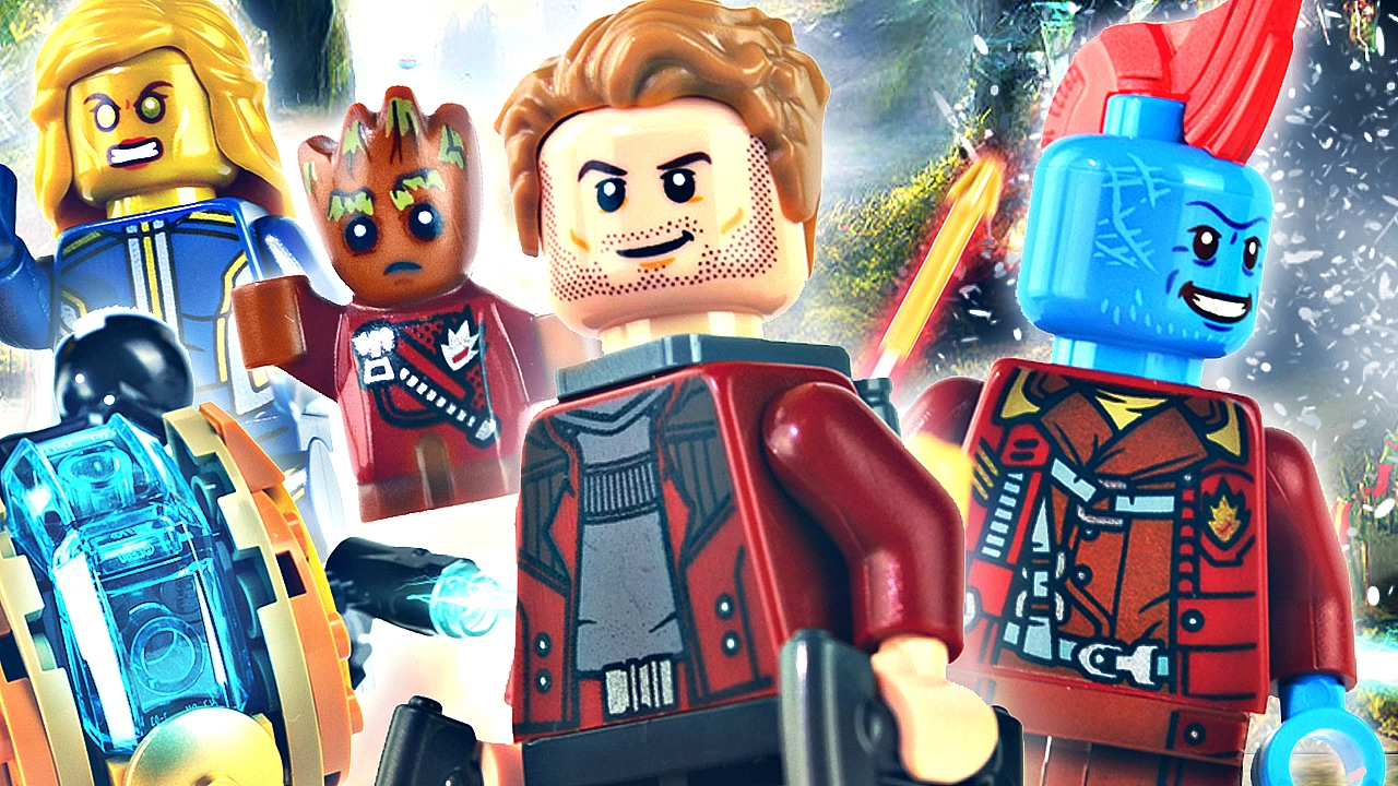 LEGO Guardians of the Galaxy Vol  2 : 76080