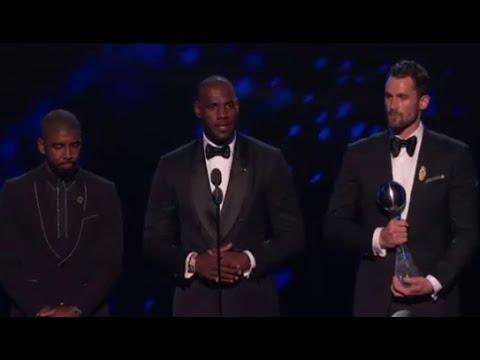 LeBron James Speech On Cleveland