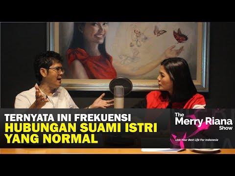 DR BOYKE: Ternyata Ini Frekuensi SEX Yang Normal Utk Suami Istri  | The Merry Riana Show