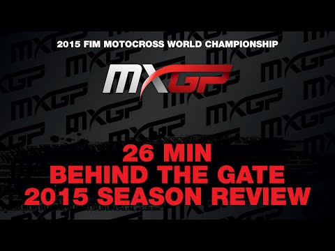 2015 Season Review 26 min Behind the Gate