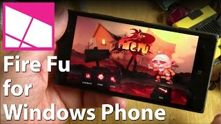 Download lagu Windows Central Game Review: Fire Fu for Windows Phone