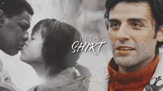 » poe and finn | in this shirt ( stormpilot )