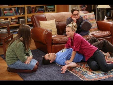 BOYS x GIRLS: Sheldon being kissed