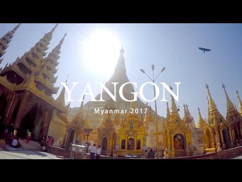 Yangon l Myanmar l 2017 GoproHero4