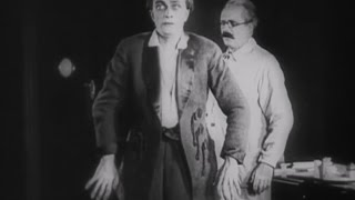 Hands of Orlac, nightmare and the truth scene