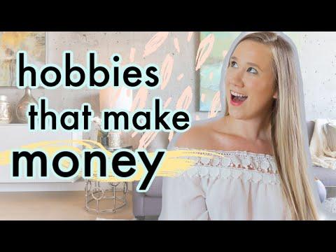 HOBBIES THAT MAKE MONEY 2020!