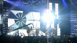 [Fancam] Super Junior at Seoul Music Awards 2012