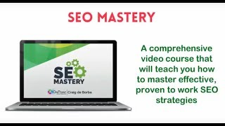 SEO Mastery Review-Does It Work? or Scam