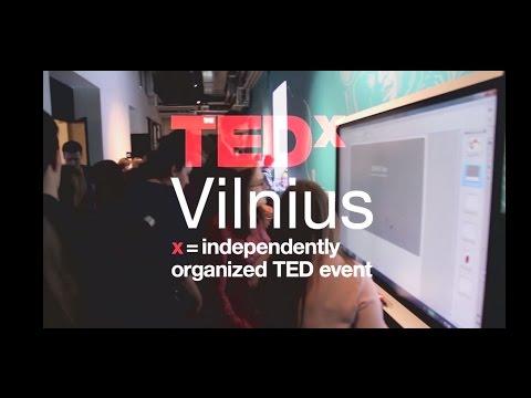 Tedx BMK: Švietimas ir technologijos