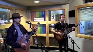 """Calexico and Iron & Wine - """"Father Mountain"""" (Live on WYCE)"""