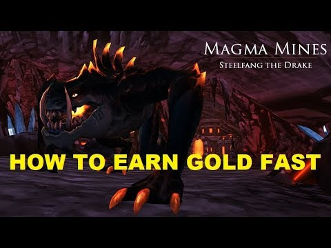 Adventure Quest 3D How To Earn Gold Fast!
