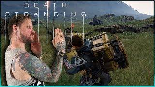 W końcu emocjonujące walki!  Death Stranding #13