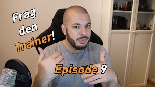 Frag den Trainer! Episode 9 | Wirtschaftskrise und Sicherheit (PC/Krypto/Ledger)