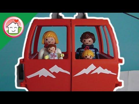 رحلة التزحلق على الجليد - عائلة عمر - أفلام بلاي