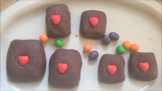BROWNIES SIN HORNO (RECETA FACIL)