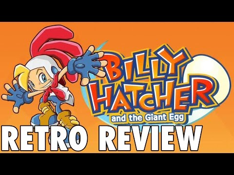 Billy Hatcher and the Giant Egg - Retro Review