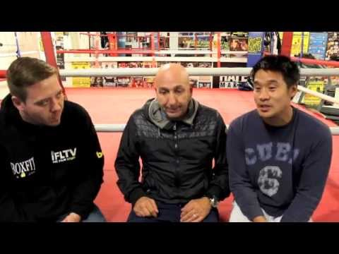 'INTRODUCING THE MEN WHO TRAIN THE MEN' - WITH iBOX GYM HEAD TRAINERS AL SMITH & EDDIE LAM / iFL TV