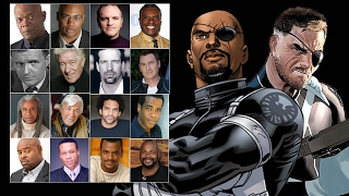 Comparing The Voices - Nick Fury