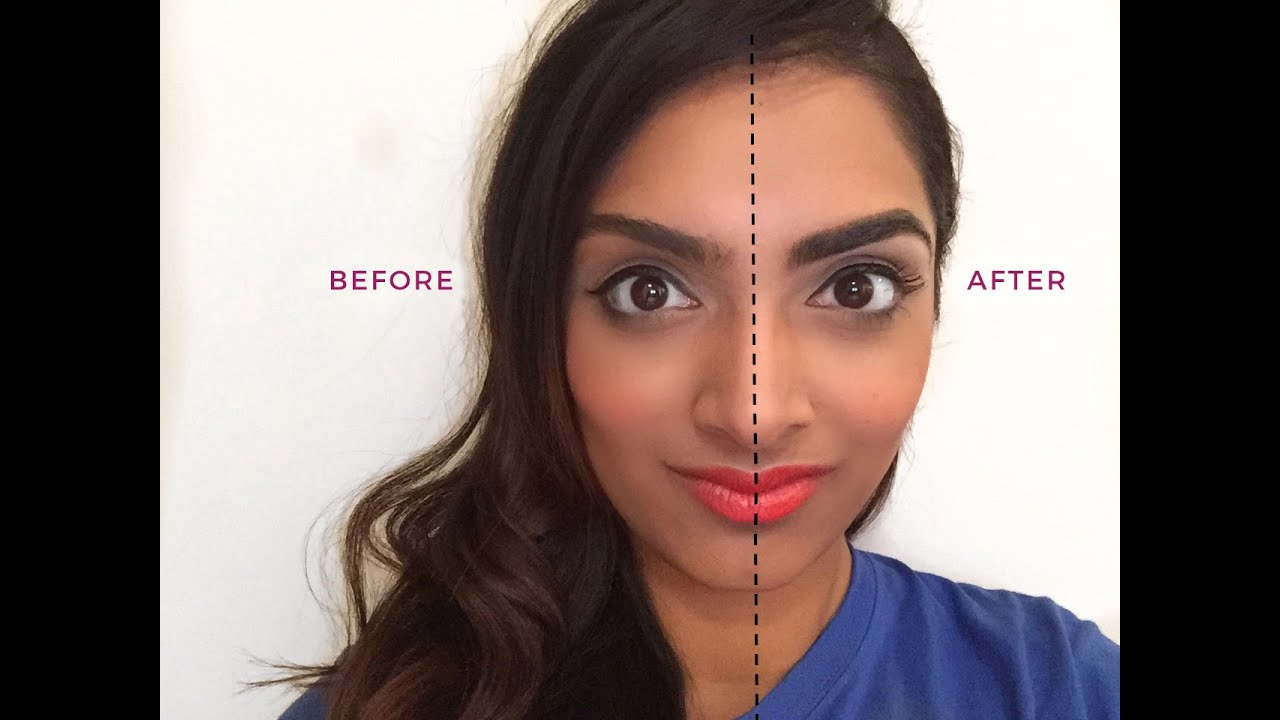 How To Get Full Cara Delevingne Eyebrows Youtube