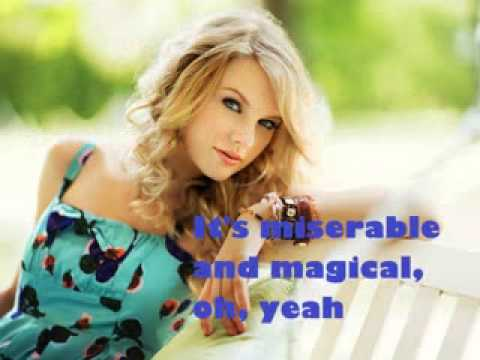22 - Taylor Swift Lyrics