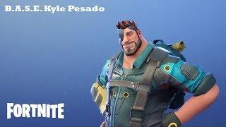 B.A.S.E. Heavy Kyle / B.A.S.E. Heavy Kyle Fortnite: Saving the World #109