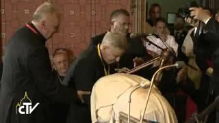 Vor dem Papst: Berichte aus finsteren Zeiten