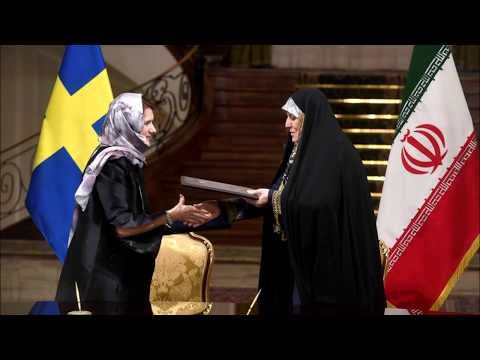 Cultural Awareness - The business environment of Iran and Sweden