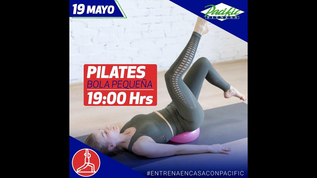 Pilates Bola Pequeña HD