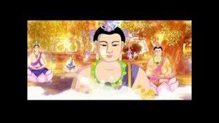 Sự Tích Phật Thích Ca - theo Kinh Bi Hoa _ tập  2, Phim Hoạt hình Phật Giáo, Pháp Âm HD
