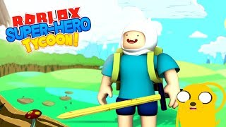 ROBLOX - ADVENTURE TIME WITH FINN & JAKE THE DOG!!