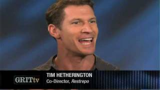 GRITtv: Tim Hetherington: Soldiers And Survival