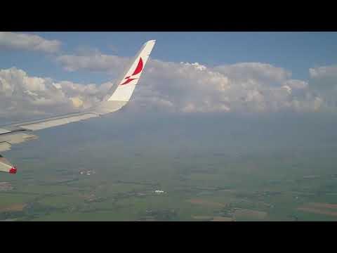 Landing In Cali, Colombia. (CLO/SKCL)