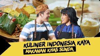 Kuliner Indonesia Kaya #12: Resep Rahasia Rasa Khas Tutug Oncom dan Bajigur dari Sunda