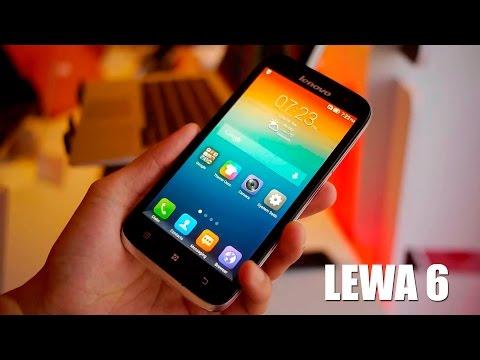 Прошивка LEWA 6 - Lenovo A859