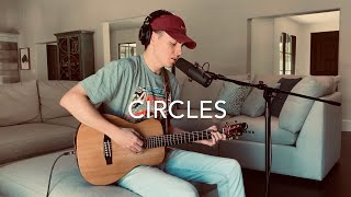 Circles - Post Malone (Live Acoustic Loop Cover)