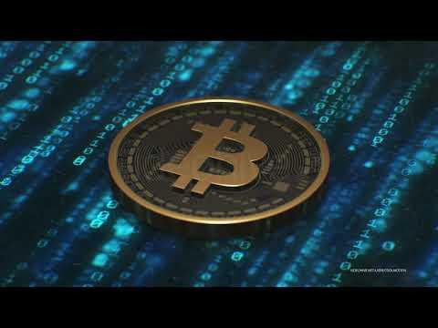 4K Bitcoin Loop Half Hour - Screensaver