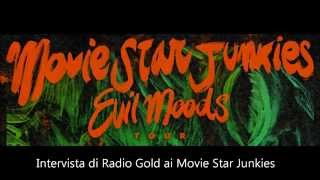 Audio intervista di Radio Gold Alessandria ai Movie Star Junkies