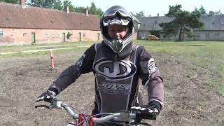 Anne-Vibeke Rejser - Faxe - Prøv de fede elmotorcykler på Feddet Camping