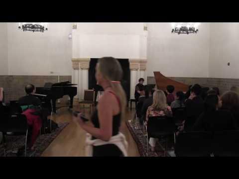 2016 Voice 101 Starlight Serenade at Toyon Hall (14 Sept 2016)