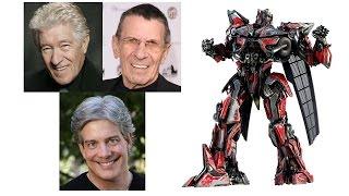 Comparing The Voices - Sentinel Prime