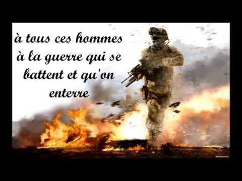 Rap Français mélancolique ( hommage aux militaires)