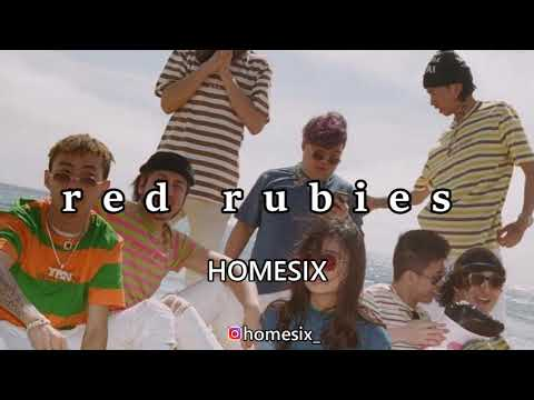 88Rising x Rich Brian Type Beat 'red rubies'