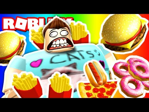 EAT or DIE! - Roblox Adventures