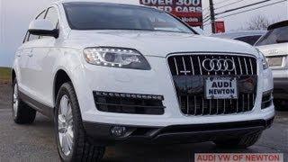 Audi Q7 2011 Videos