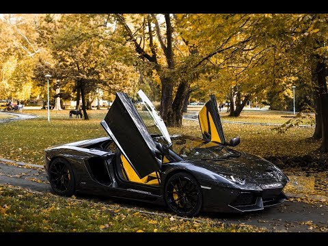 Lamborghini Aventador Roadster TEST // Testirali smo Lamborghini Aventador Roadster